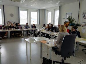 """1. Workshop 2020 zum Thema """"UNSER POLITISCHES SYSTEM"""""""